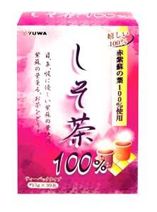 ユーワ しそ茶100% 30包  【正規品】