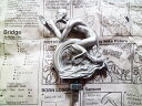 DEVIL デビル ヴィンテージ オーナメント ボバー ショベル パンヘッド サイドバルブ インディアン HOT ROD ホットロッド ハーレー