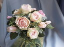 ローズ・プレシャス送料無料・ピンクのバラ・ピンクローズ結婚祝い・母の日ギフト・誕生日祝い新築祝い・CT触媒加工