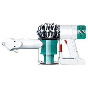 【送料無料】DysonV6MattressHH08COM(ニッケル/ホワイト・ティール)ダイソンハンディ&布団クリーナーサイクロン式掃除機