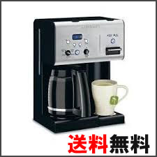 Cuisinart 『 コーヒーメーカー 』クイジナート 12カップコーヒーメーカー&ホットウォ...