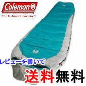 耐寒−17.8度Colemanコールマンマミー型シュラフ