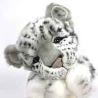 ハンサ【パペット】ユキヒョウ[7502]グッズハンドパペットぬいぐるみhansaHANSAリアルな動物のぬいぐるみ