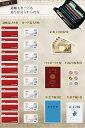 楽天1位◆あす楽◆ 通帳ケース 磁気 防止 カード12枚収納 かわいい おしゃれ 革 本革 ジャバラ RFID スキミング防止 キャッシュカード パスポートケース 保険証 診察券 メンズ レディース/ TC1 3