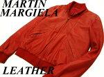 【中古】◆マルタンマルジェラMartinMargiela◆ここのえレザージップジャケット