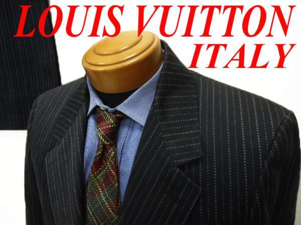 【中古】◇美品!ルイヴィトン◇イタリア製 高級スーツ 上下セットアップ:中古ブランドリサイクル BLUE BLUE