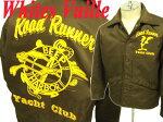 【中古】◆ホワイツビルWhitesville東洋ロードランナージャケット(36