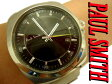 【中古】正規品◆ポールスミス ニュークローズド アイズ 腕時計 ウォッチ