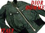 【中古】美品エディ期◆ディオールオムDiorHOMMEジップジャケットイタリア製