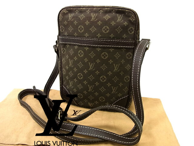 4077185b9dc0 LOUIS VUITTON(ルイヴィトン)made in FREANCE(モノグラム ミニラン ダヌーブ エベヌ TH0087)