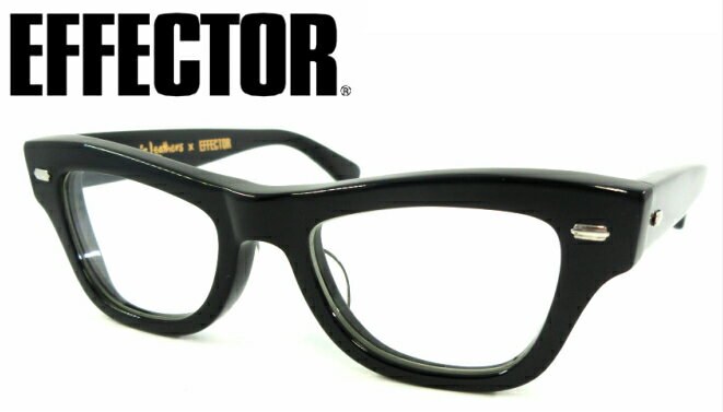 眼鏡・サングラス, 眼鏡 EFFECTOR)AVIAKITLewis leathers() C-BK