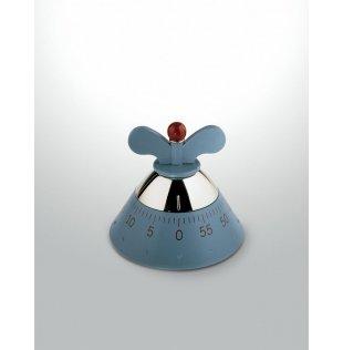 【ALESSI(アレッシィ)】 Kitchen timer BLUE(キッチンタイマーブルー)   ブランド通販  【創業明治元年 140年 変わらぬ真心】