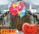 送料無料 誕生日に!様々なお祝いごとにハート君がお届け選べるハートバルーンギフト誕生日 バルーン バルーンギフト バルーン電報 バ…