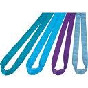 田村 ラウンドスリング SSタイプ HN-W010×1.0m 紫色 HNW0100100
