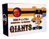 LEZAX(レザックス) ゴルフボール 読売ジャイアンツ ゴルフボール 6個入り YGBA-7751 オレンジ
