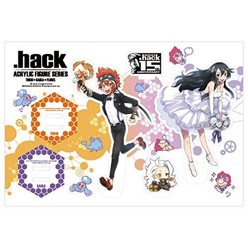 『.hack』シリーズ15周年記念 アクリルフィギュアシリーズ 全3種 トキオ&彩花 ver.画像