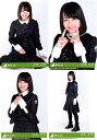 【渡邉美穂】 公式生写真 欅坂46 ガラスを割れ! 封入特典 4種コンプ