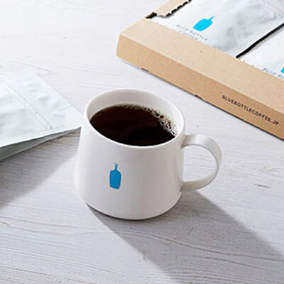 安定感のあるフォルムと、清潔感のあるデザインがいい感じ。ブルーボトルコーヒーのオリジナルマグ、「清澄マグ」