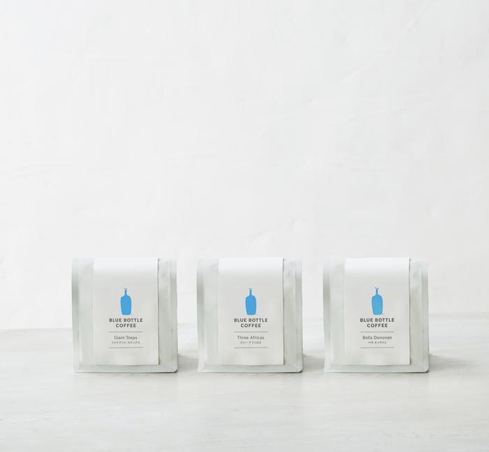 ブレンド3種コーヒー豆セット ブルーボトルコーヒーブレンドセレクション コーヒー豆 200g×3袋