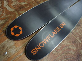 【2014SNOWFLAKESKIスノーフレークスキー】RMP188cm(スーパーファットスキー)【送料無料】
