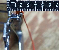 G3【IONクランポン】ONYXオニキス、ルビー兼用、コネクションプレート付き85mm/105mm/130mm★