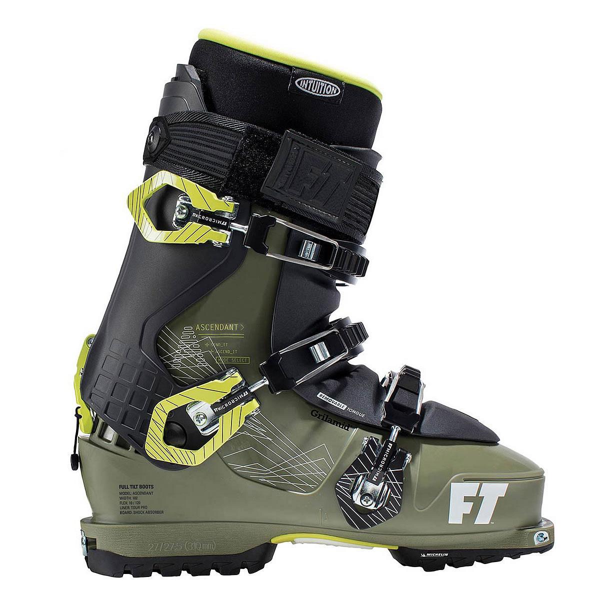FT(フルチルト)2019 ASCENDANT アセンダント Full Tilt Boots TLT 27.5cm