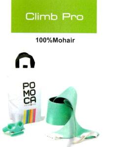 【ポモカPOMOCAクライミングスキン(シール)】【Climb Pro 100%モヘア 140mm】【送料無料】