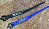 VOILE ボレー ストラップ ブルークリフ スノーフレークスキー #JAPOW オリジナルナイロンストラップ ブラックORブルー1本 25インチ 63cm メール便送料324円