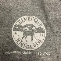 ブルークリフ白馬三山バックプリントオリジナルTシャツ【メール便対応】