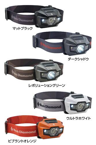 (ポイント10倍~8/15) ストーム 160ルーメン IPX-7防水ヘッドライト[BD81085]ブラックダイヤモン...
