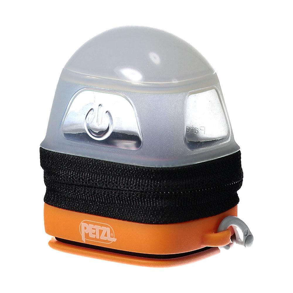 ヘッドライト用ケース兼用ランタンホヤ ペツルPetzl ノクティライト E093DA00