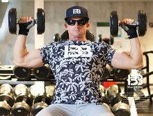 Tシャツトレーニングマッチョ大きいサイズおしゃれ半袖ストレッチスポーツウエアアスリートメンズ秋メンズ秋冬スポーツウェアアスリートブルーブルドックスポーツジム