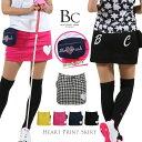 ゴルフウエア レディース スカート ゴルフスカート ゴルフ 定番 インナーパンツ一体型スカート 無地 ブラック 黒 イエロー ピンク ネイビー 千鳥ボトム おしゃれ golf ブルークラッシュ