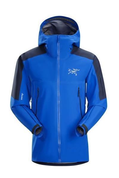 アークテリクス ラッシュLTジャケット ARC'TERYX RUSH LT JACKET MEN'S(Blue Northern)【ハードシェル/完全防水/ゴアテックスプロ/ジャケット/アルパイン/バックカントリー】
