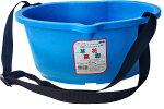 大和技研工業DGK散布桶12型スカイブルー送料無料