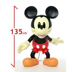 大人気ミッキーマウスのビッグサイズフィギュア!代引不可-オールドミッキーマウス・ビッグ 等...