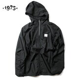 1975TOKYO,ジップアップパーカージャケット,メンズ,レディース