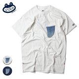 feelsoeasy/ReusedProduct,Tシャツ,デニムフィンポケット,メンズ,レディース