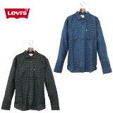リーバイスLevi'sLEVI'Sシャツフランネルシャツ長袖シャツボタンシャツオリジナルチェックネルシャツ無地USA企画日本未発売正規