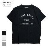 LONEWOLFS,ローンウルフズ,Tシャツ,メンズ,レディース