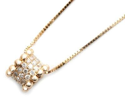 ジュエリー JEWELRY 【0.25ct】 ダイヤモンド ネックレス 18Kピンクゴールド DP49178PG 【レディース】