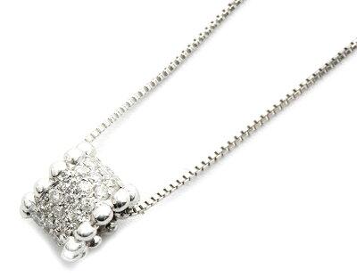 ジュエリー JEWELRY 【0.25ct】 ダイヤモンド ネックレス 18Kホワイトゴールド DP49178WG 【レディース】
