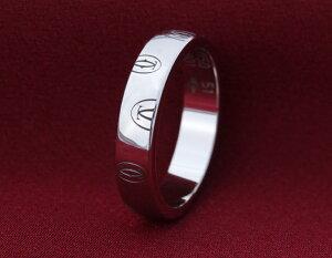 カルティエ Cartier リング【指輪】 ハッピーバースデイ ホワイトゴールド B4050900 レディース