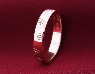 カルティエ Cartier リング【指輪】 ハッピーバースデイ ピンクゴールド B4051100 レディース