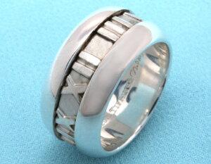 ティファニー TIFFANY&CO. リング【指輪】 アトラス シルバー 18243628 レディース