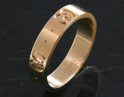 グッチ GUCCI リング【指輪】 GGアイコン ピンクゴールド 152045 J8500 5702 メンズ レディース