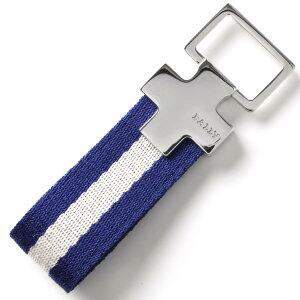 バリー BALLY キーリング SIXI.SA ブルー SIXISA 467 メンズ