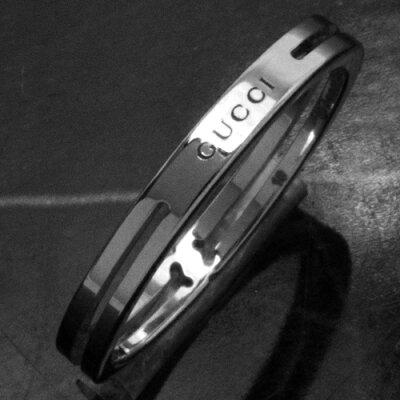 グッチ GUCCI リング【指輪】 インフィニティ ノット 【INFINITY KNOT】 ホワイトゴールド 373512 J8500 9000 レディース