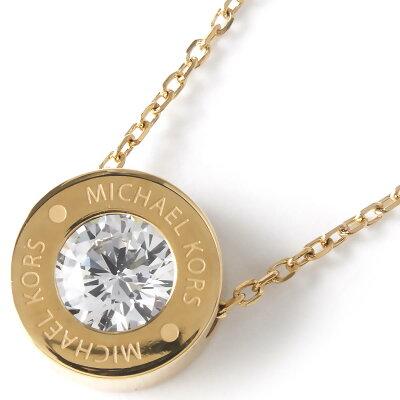 マイケルコース MICHAEL KORS ネックレス ブリアンス 【BRILLANCE】 ゴールド MKJ5340710 レディース