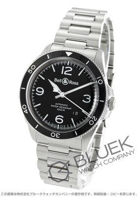 ベル&ロス Bell&Ross 腕時計 BRV ブラックスチール メンズ BRV2-92 BLACK